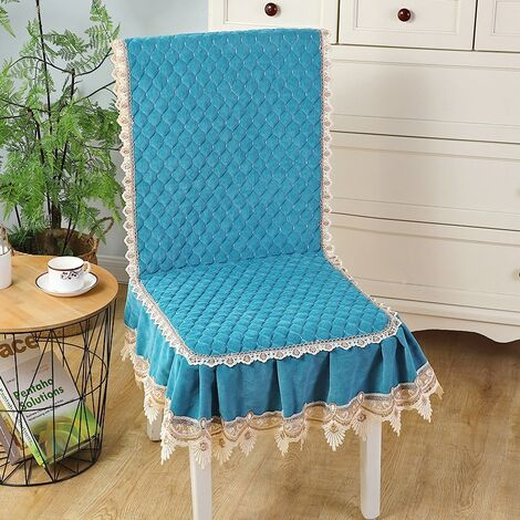 Blue Chair Cover Protector (B)