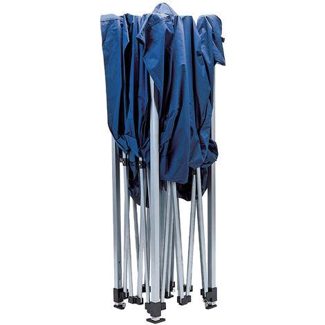 Blue Folding Gazebo (3M x 3M)
