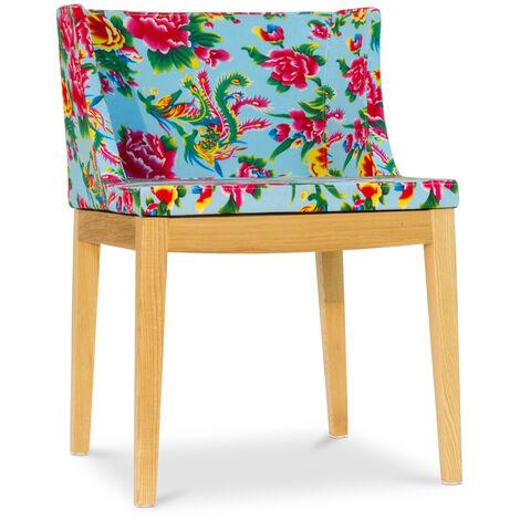 Blue Mademoiselle Chair Style