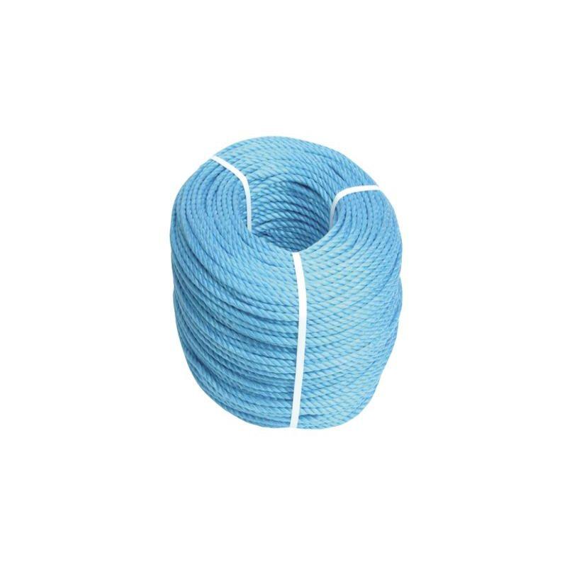 Faithfull Blue Poly Rope 8mm x 30m