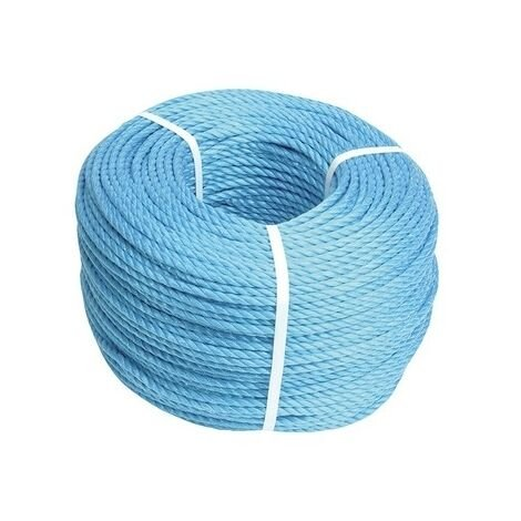 Blue Poly Ropes