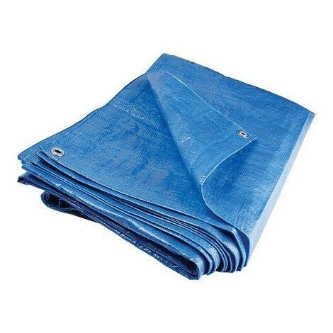 Blue Tarpaulin 18ft x 12ft 80gsm