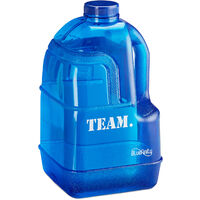 Bouteille Fitness Team Sport PhtalateBleu Bluefinity Bpa Gourde 3 Xxl D'eau Bidon Et Camping Gym 9 L Sans 0vN8nwm