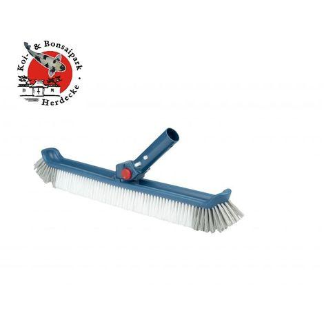 Blueline Poolreinigungsbürste Wandbürste 48cm klappbarem Griff