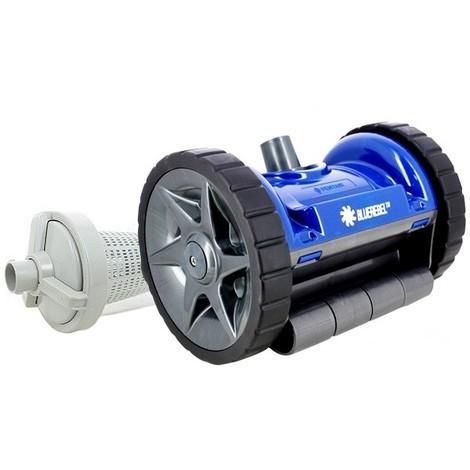 Bluerebel - avec piège à feuilles de Pentair - Robot piscine hydraulique