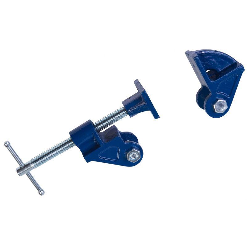 Silverline 675203 40mm Jaw Cramp Head Set