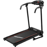 Bluetooth Treadmill Electric Motorised Folding Running Machine Home Gym Fitness