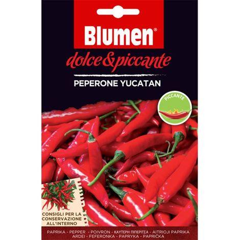 BLUMEN PEPERONE YUCATAN