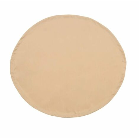 Blumfeldt Dahlia Roof Beige Awning for Swinging Lounger Accessories Replacement beige