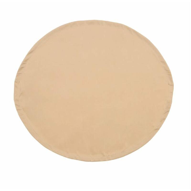 Dahlia Roof Grey Auvent chaise longue à bascule rechange - beige - Blumfeldt