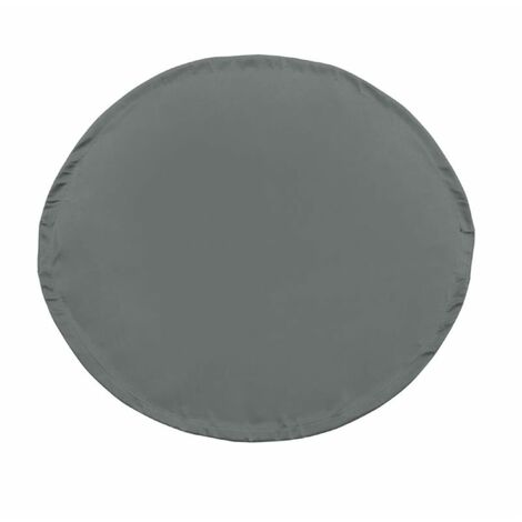 Blumfeldt Dahlia Roof Grey Awning for Swinging Lounger Accessories Replacement anthracite