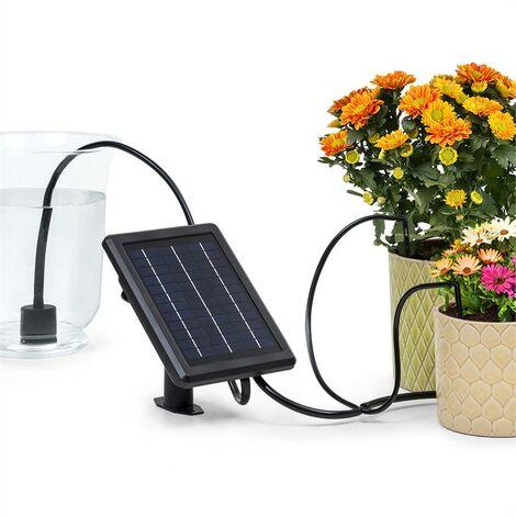 Blumfeldt Greenkeeper Solar Irrigation System Solar Panel 1.500 mAh 40 Plants