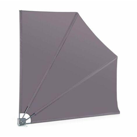 Blumfeldt Julietta Side Awning 140 x 140 cm PU-coated 160 g / m² Foldable