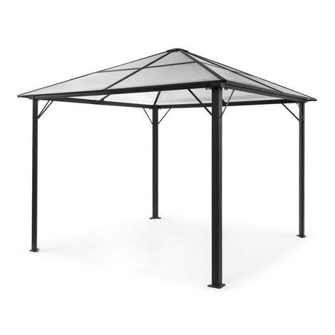Blumfeldt Pantheon Roof /• Tetto di Ricambio /• Tettuccio Apribile /• Accessorio per Pergola Pantheon /• Dimensioni 3 x 4 m /• Materiale Poliestere 180 g//m/² /• Grigio