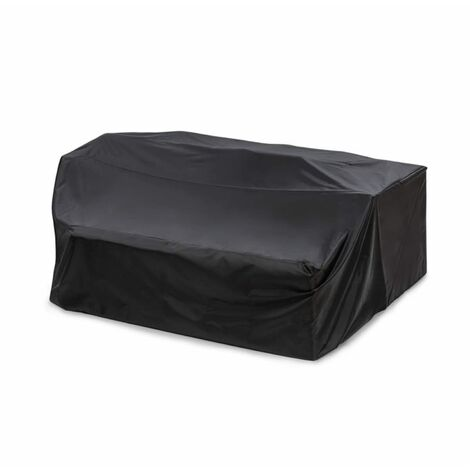 Blumfeldt Theia Raincover Protective Cover 100% Polyester All-Weather Protection Black