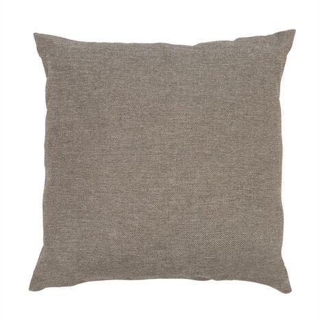 Blumfeldt Titania Pillow Coussin pour salon de jardin 100% polyester marron