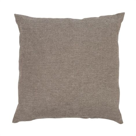 Blumfeldt Titania Pillow Cushion Polyester Water Repellent Brown