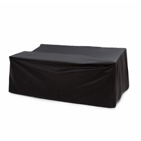 Blumfeldt Titania Raincover Protective Cover 100% Polyester All-Weather Protection Black