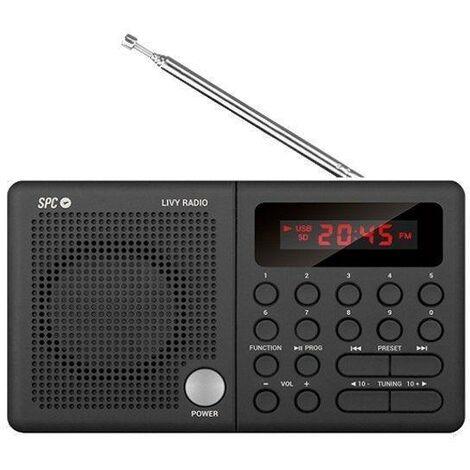 BLUNGI radio digital usb microsd livy 4589n