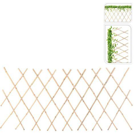 BLUNGI soporte plantas bambu 70x180 cm