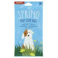 BM Biodegradable Poop Scoop Bags 40s x 1 (23551)