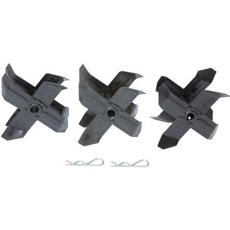 BMC 1400w 6 x 4 Tiller - Spare set of 6 tines