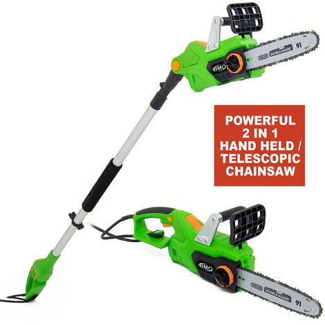 BMC 2in1 750w Handheld / Telescopic Electric Chainsaw