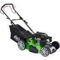 "BMC Lawn Racer 510 Turbo Vac 20"" 4in1 Self Propelled Petrol Lawn Mower"