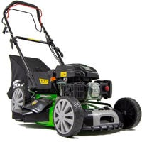 "BMC Lawn Racer Green 510 20"" 4in1 Self Propelled Petrol Lawn Mower"