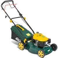 "BMC LawnRacer 460 Turbo Vac 18"" 3in1 Self Propelled Petrol Lawn Mower"
