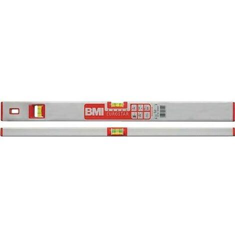 BMI Wasserwaage EUROSTAR 80cm Aluminium