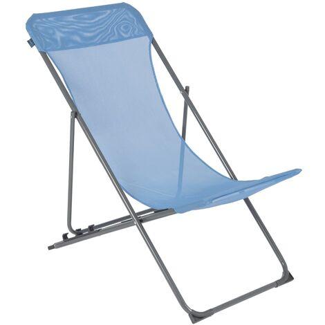 Bo-Camp Beach Chair Penco Blue