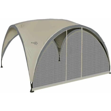 Bo-Camp Insect Screen Side Wall for Party Shelter Medium - Grey