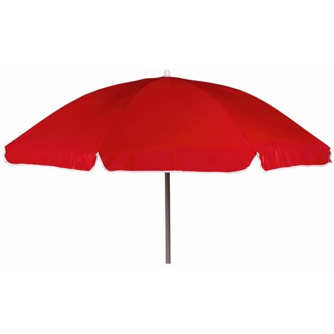 Bo-Camp Parasol 165 cm Red - Red