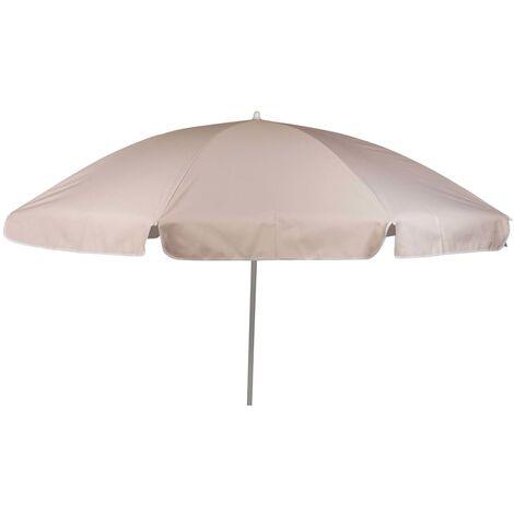 Bo-Camp Parasol 165 cm Sand - Brown