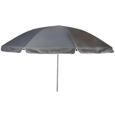 Bo-Camp Parasol 200 cm Grey - Grey