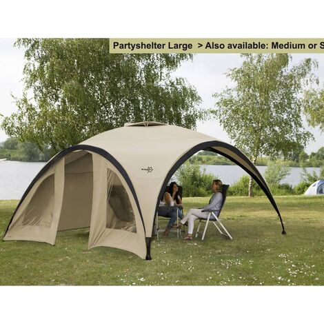 Bo-Camp Party Shelter Small Beige - Beige