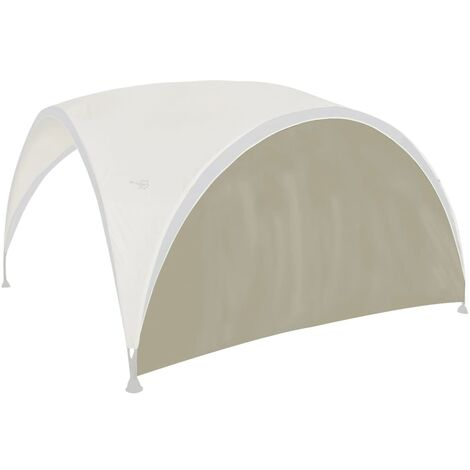 Bo-Camp Side Wall for Party Shelter Medium Beige 4472211