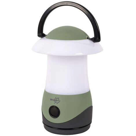 Bo-Camp Table Lantern Cygnus Green LED