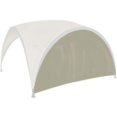 Bo-Camp Toldo lateral con puerta para carpa fiesta med beige 4472211 - Beige