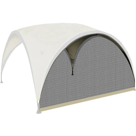 Bo-Garden Insect Screen Side Wall for Party Shelter Large 4472215 - Grey