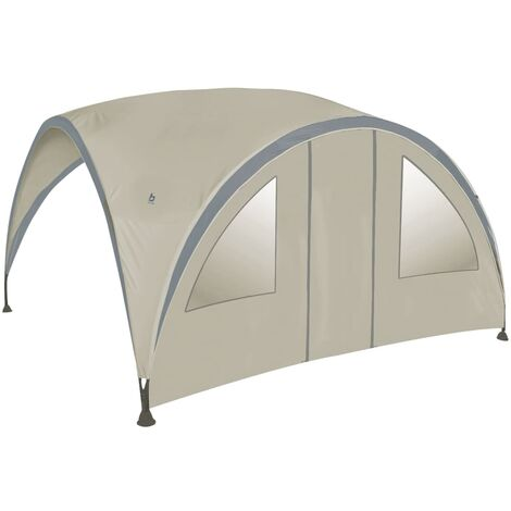 Bo-Garden Sidewall with Door for Party Shelter Small Beige
