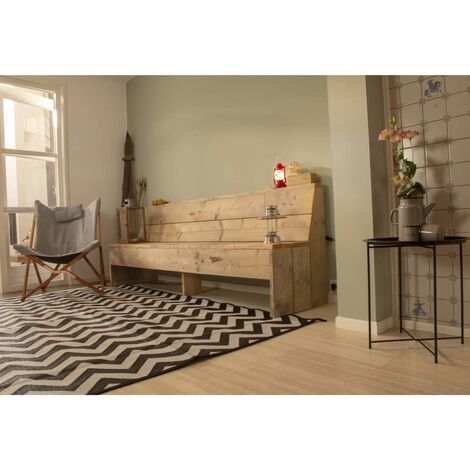 Bo-Leisure Outdoor Rug Chill mat L Lounge 2x2.8 m Wave