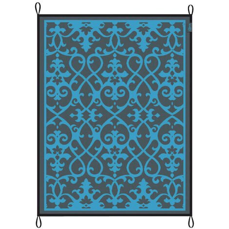 Bo-Leisure Outdoor-Teppich Chill mat Lounge 2,7 x 3,5 m Blau