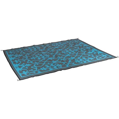 Bo-Leisure Outdoor-Teppich Chill Mat Lounge 2,7×2 m Blau 4271021