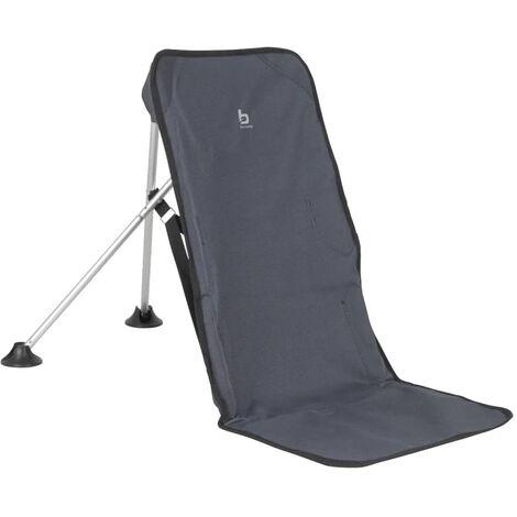 Bo-Trail Camping Chair Aluminium Anthracite 1204600