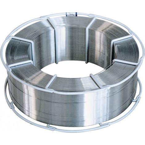 Bobina de alambre de soldadura alu AlMg 4,5Mn 1,0mm -K300 (por 7)