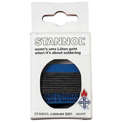 Bobina de alambre de soldaduraNr.940013SB 1m Stannol