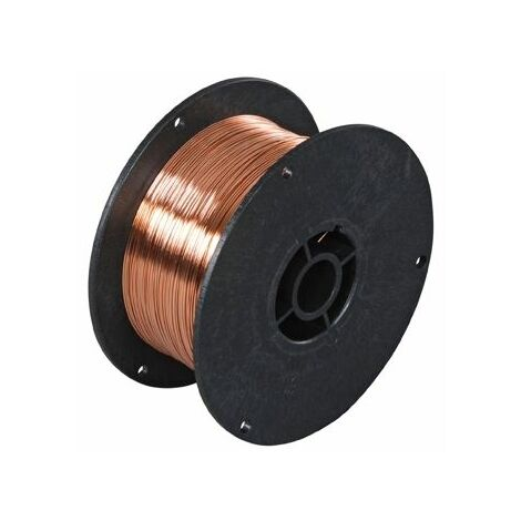 Bobina de hilo acero Ø 0,8 (0,8 kg) TELWIN 802133