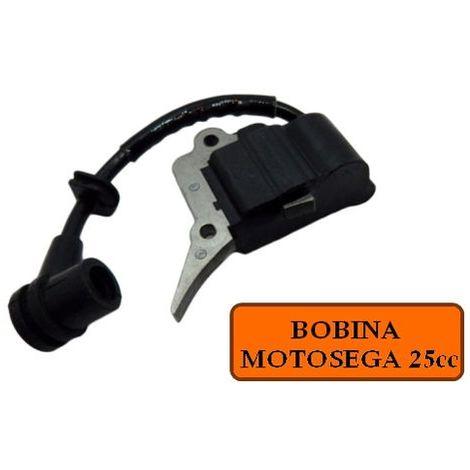 Bobina Elettronica Per Motosega 25CC Ricambio Per Motoseghe Da 25CC